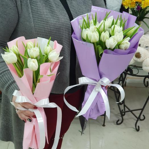 Маме и дочке: букеты цветов на заказ Flowwow