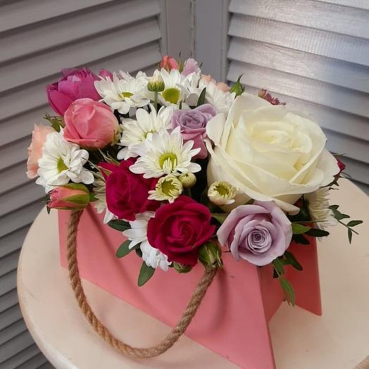 Дамский секрет: букеты цветов на заказ Flowwow