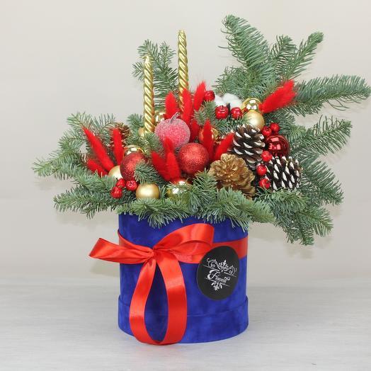 Зимнее настроение 2: букеты цветов на заказ Flowwow