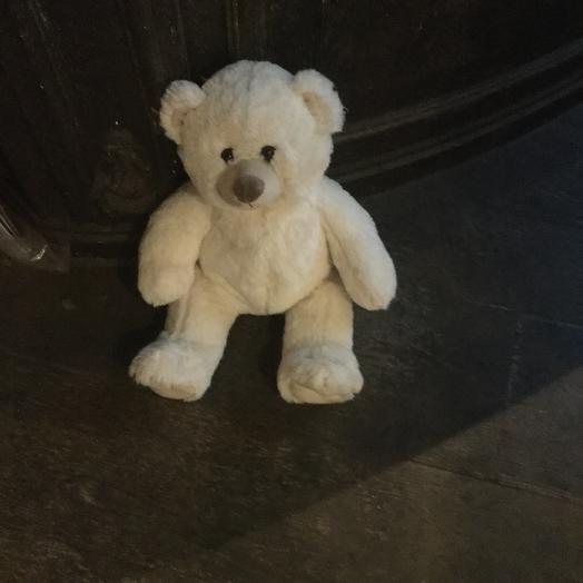 1 white bear