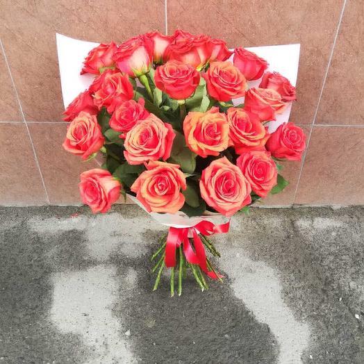 Розовые жемчуги: букеты цветов на заказ Flowwow