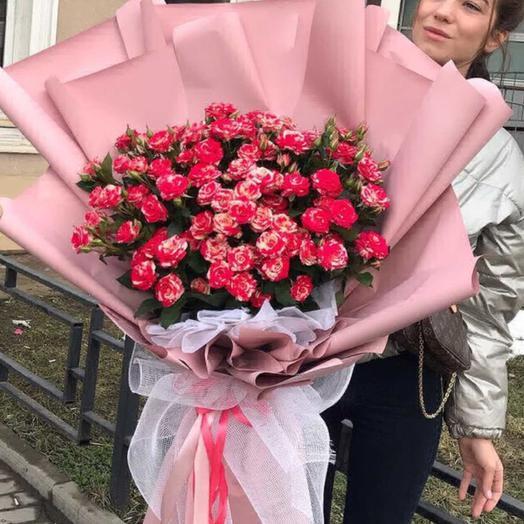 Лесли: букеты цветов на заказ Flowwow