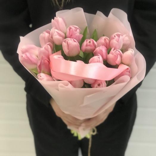 Pink lady: букеты цветов на заказ Flowwow