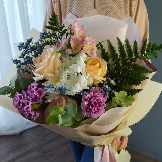 Пинилопа: букеты цветов на заказ Flowwow