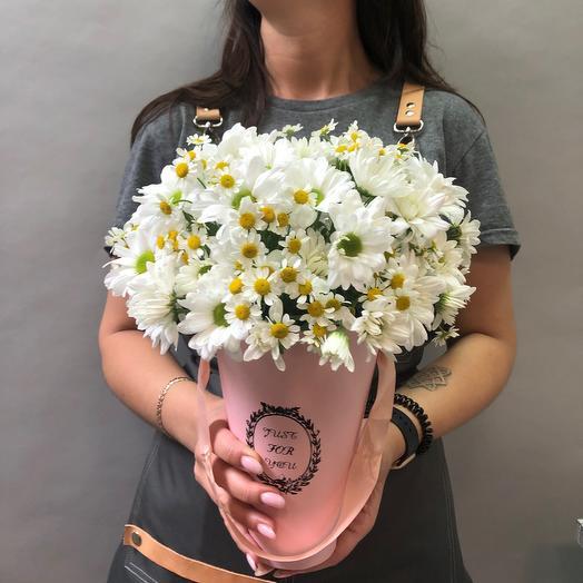 Полевые облака: букеты цветов на заказ Flowwow