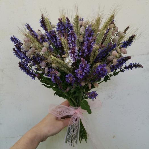 Путешествие в Прованс: букеты цветов на заказ Flowwow