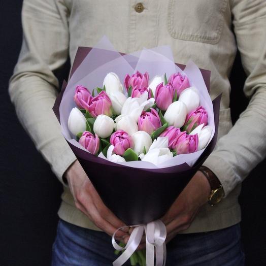 25 тюльпанов Голландия MIX PREMIUM