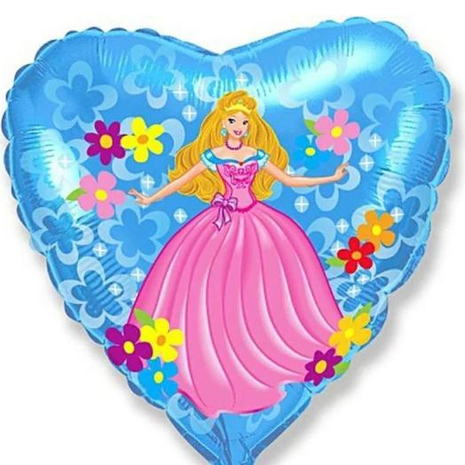 Шар Цветочная фея
