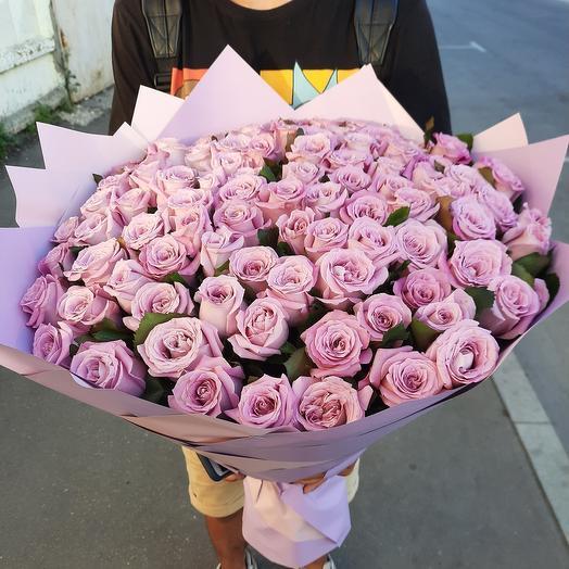 Букет из 101 роз
