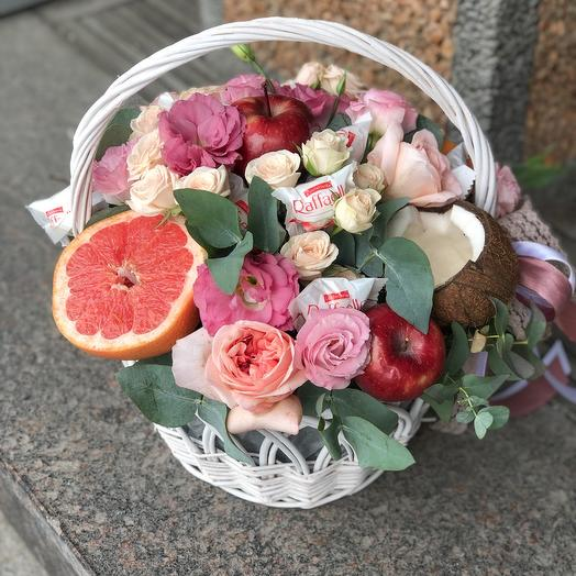 Flower and fruit greetings