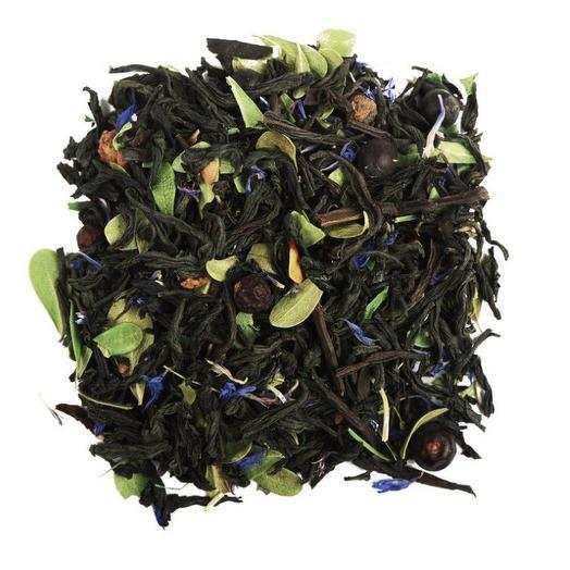 Чёрный чай Таёжный