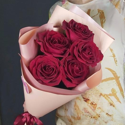 От всего сердца: 5 шикарных роз