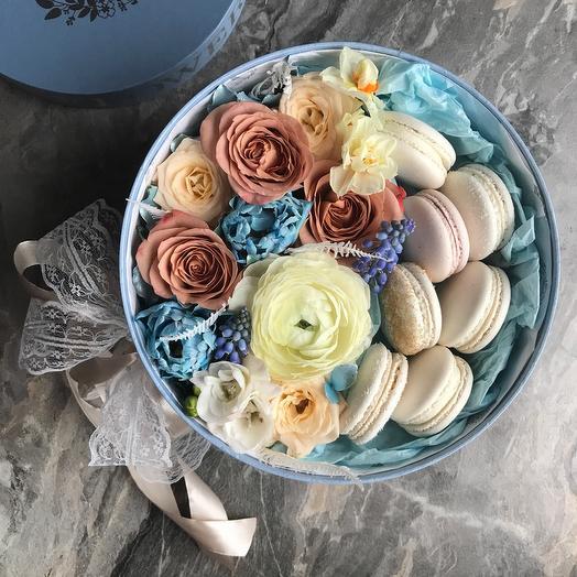 Цветы + Сладости