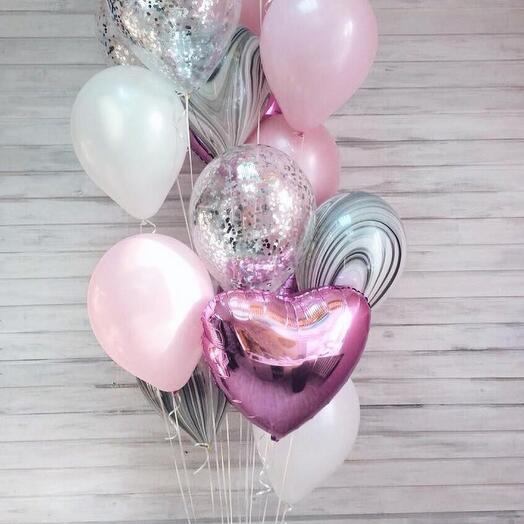 Шикарные шары