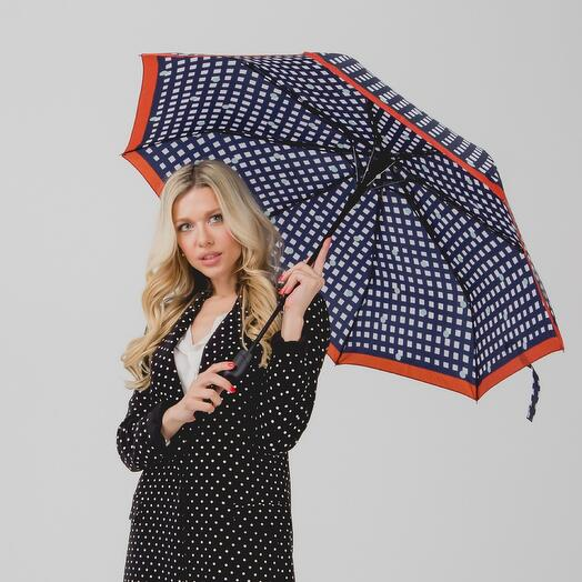 Женский складной зонтик 102155