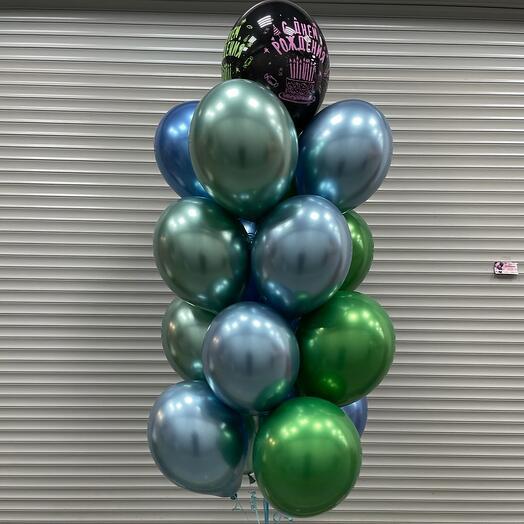 Спиралька на день рождения