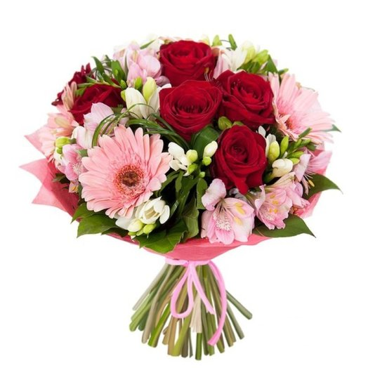 Букет Моей любимой женщине Код 170056: букеты цветов на заказ Flowwow