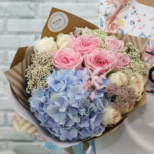 Букет 0942: букеты цветов на заказ Flowwow