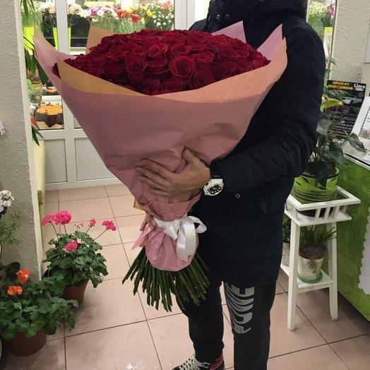 Букет Эльбрус: букеты цветов на заказ Flowwow
