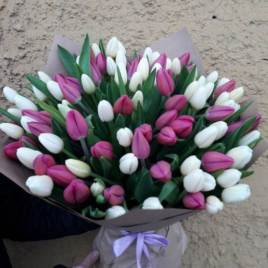 Вдохновенние: букеты цветов на заказ Flowwow