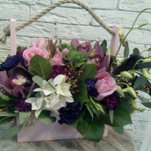 Удачный подарок: букеты цветов на заказ Flowwow