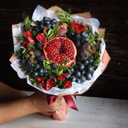 Мангостан: букеты цветов на заказ Flowwow