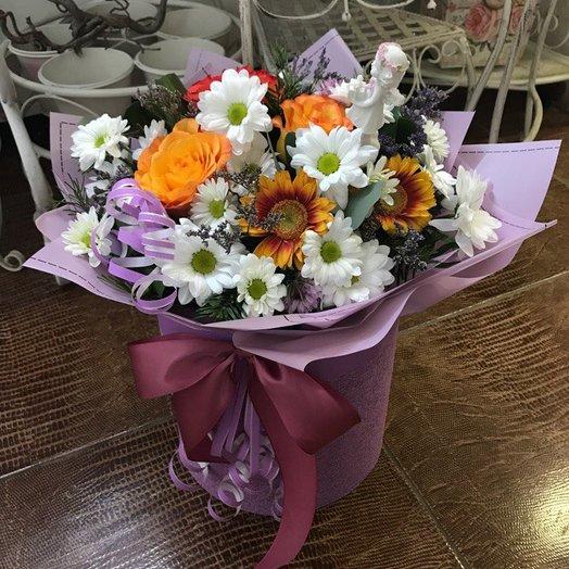 Стиляга: букеты цветов на заказ Flowwow