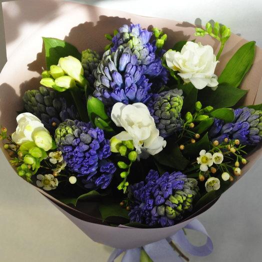 Нежное настроение весны: букеты цветов на заказ Flowwow
