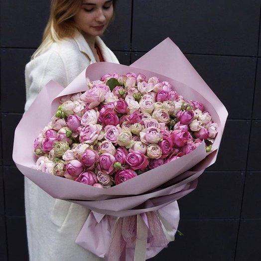 Мелодия любви: букеты цветов на заказ Flowwow
