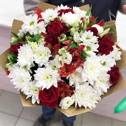 Всегда в моде: букеты цветов на заказ Flowwow