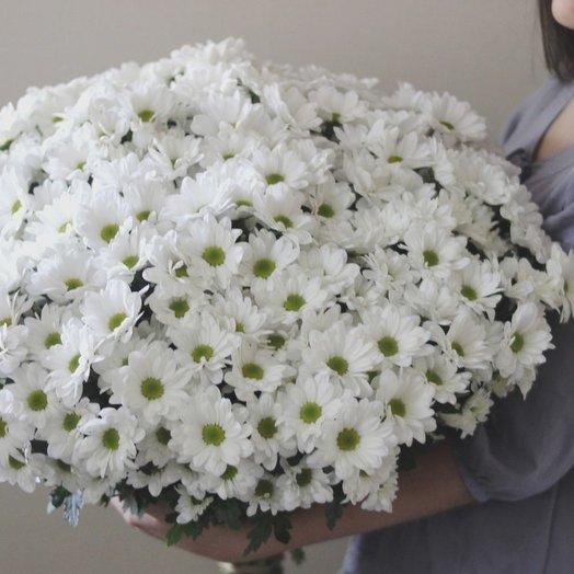 Охапка ромашек: букеты цветов на заказ Flowwow