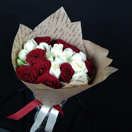 Люция: букеты цветов на заказ Flowwow