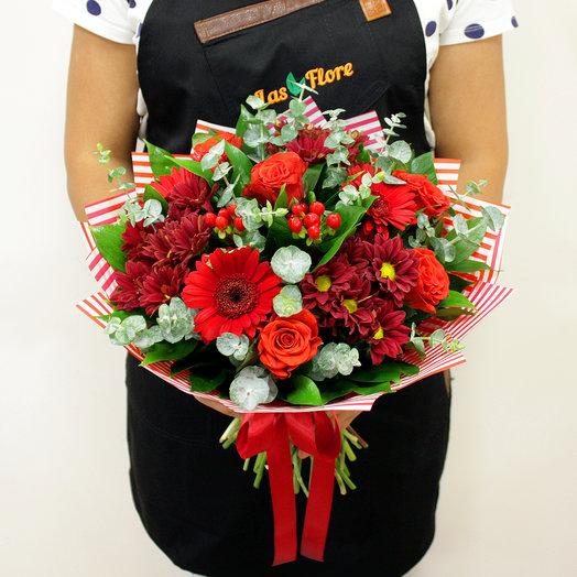 "Букет ""Ирен"": букеты цветов на заказ Flowwow"