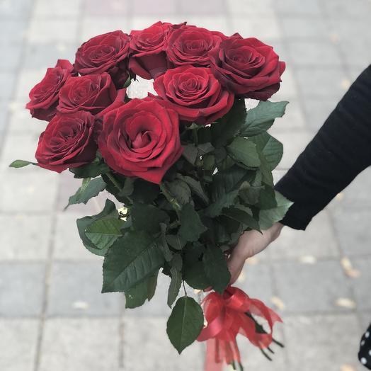 Роза 50 см: букеты цветов на заказ Flowwow