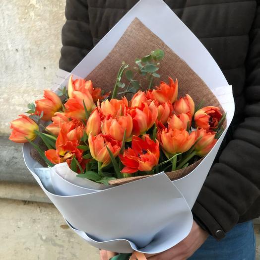 Apelsinka: flowers to order Flowwow