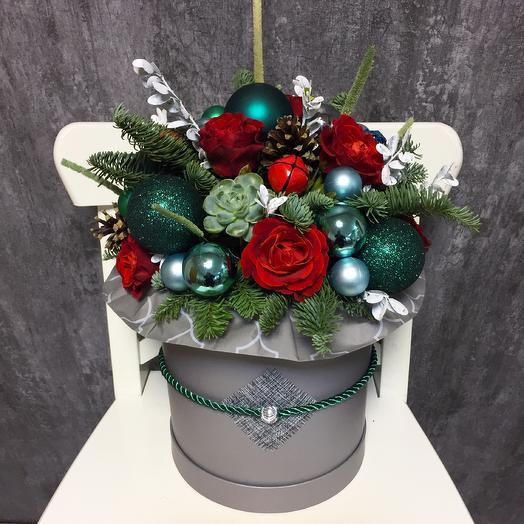 50 оттенков зимы: букеты цветов на заказ Flowwow