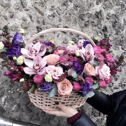 Настасья: букеты цветов на заказ Flowwow
