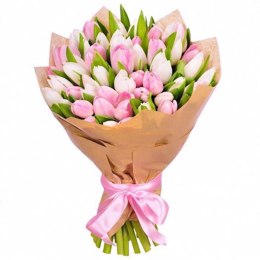Радостная нота: букеты цветов на заказ Flowwow