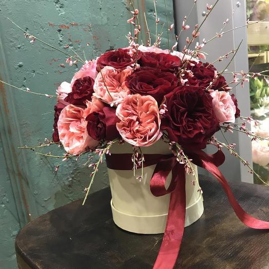 Роскошно: букеты цветов на заказ Flowwow