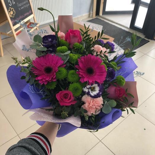 Изи: букеты цветов на заказ Flowwow