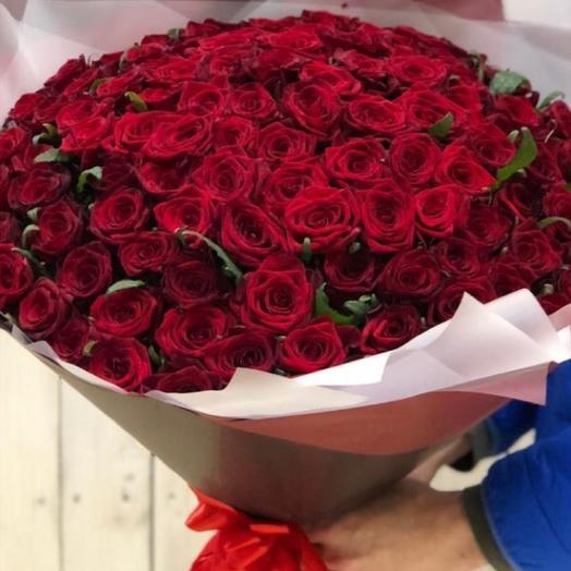 Классика роз: букеты цветов на заказ Flowwow