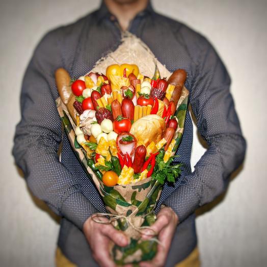 Биг Бро: букеты цветов на заказ Flowwow