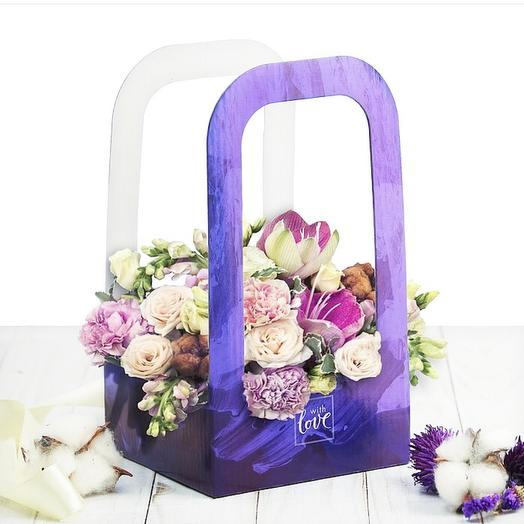 Мини 16: букеты цветов на заказ Flowwow