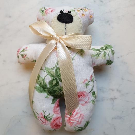 """Игрушка ручной работы """"Медведко"""": букеты цветов на заказ Flowwow"""
