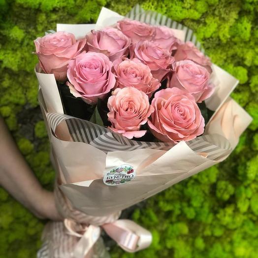Моя нежная: букеты цветов на заказ Flowwow