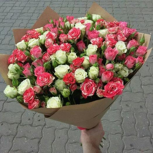 Букет 41: букеты цветов на заказ Flowwow