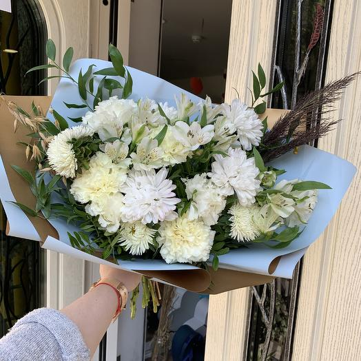 Эльфинья: букеты цветов на заказ Flowwow