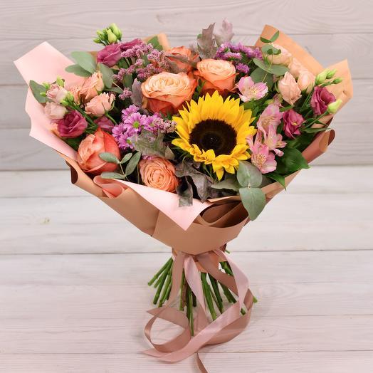 Букет Бавария: букеты цветов на заказ Flowwow