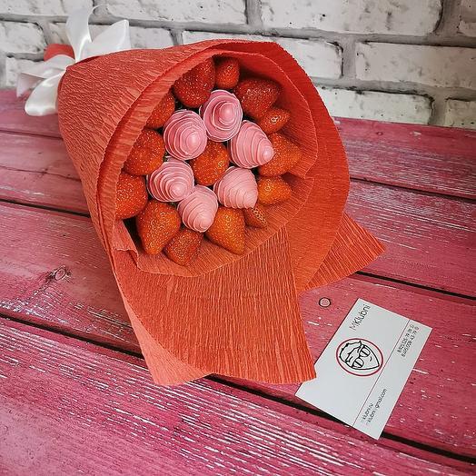 Mini +: букеты цветов на заказ Flowwow