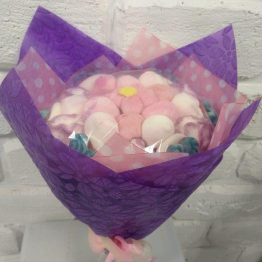 Сладкий букет 4: букеты цветов на заказ Flowwow